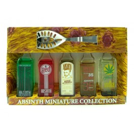 L'Or Absinthe Collection Mini