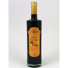 Apéritif Delice d'Orange 14% 70cl