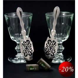 Absinthe Glass Set - Périgord