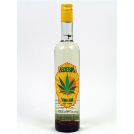 Federal Vodka Cannabis
