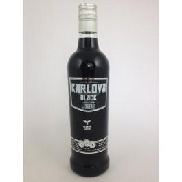 Vodka Karlova BLACK