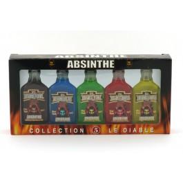 Diable Mini Set 5 Sorten