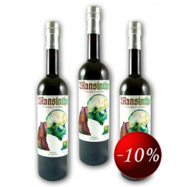 Mansinthe Triple Pack 66.6% 70cl