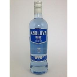 Vodka Karlova BLUE